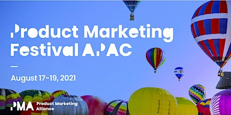 Product Marketing Festival APAC tickets