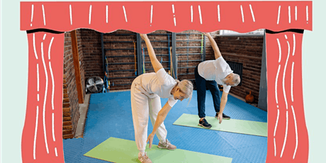 Circuits and Gentle Cardio with Jillz Health and Fitness tickets