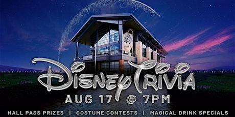 Disney Trivia at Legacy Hall tickets