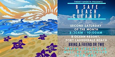 B Ocean Beach Cleanup tickets