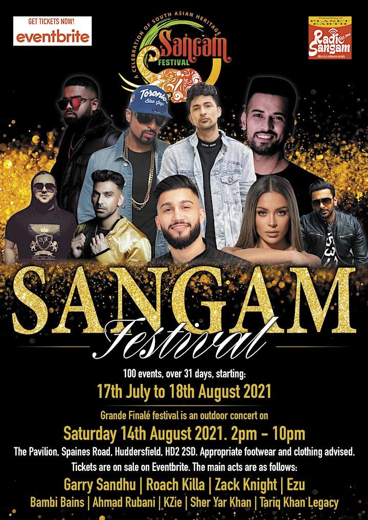 Sangam Festival Open Air Concert image