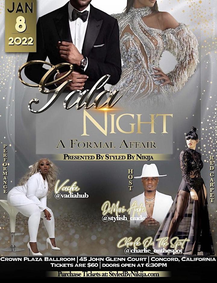 Styled by Nikija Winter Gala Night & Vendor Expo image