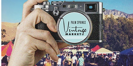 Palm Springs Vintage Market tickets