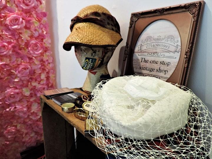 Dorridge Summer Vintage & Craft Fair with live music & afternoon tea image
