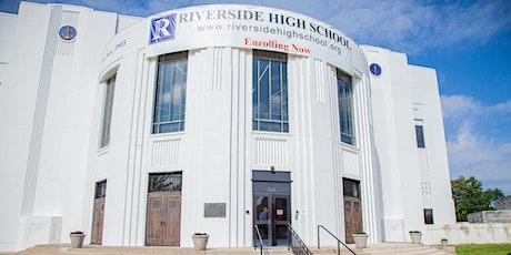"""Riverside High School: A Knot-ical Tale"" told by Kim McCann tickets"