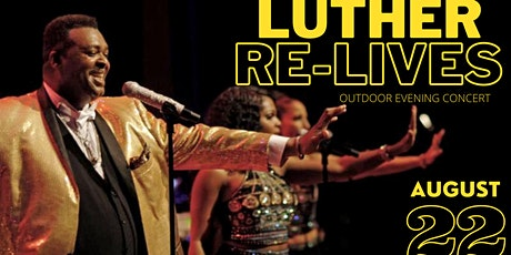 If Only For One Night: Luther Re-Lives Tribute Concert tickets