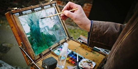 Watercolour workshop with Richard Bond at Strangers' Hall tickets