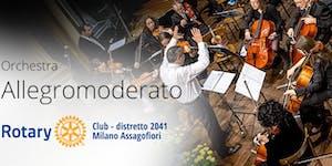 Concerto di Natale > Orchestra Allegro Moderato
