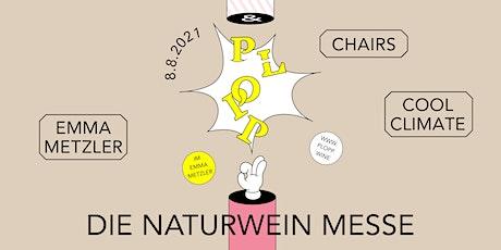 PLOPP - Die Naturwein Messe Tickets