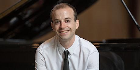 DAME MYRA HESS MEMORIAL CONCERTS | AGUSTIN MURIAGO, PIANO tickets