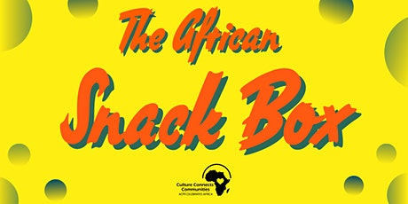 The African Snack Box tickets