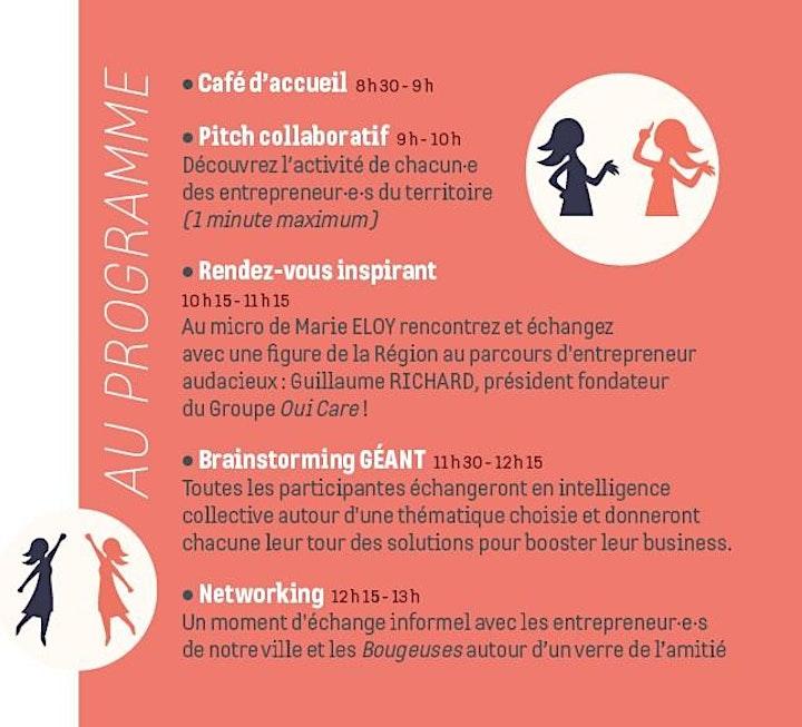 Image pour Big Bouge'Up -  Venez découvrir le réseau business 100% féminin du Mans