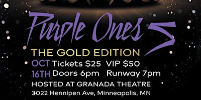 The Purple Ones 5: The Gold Edition, A Prince Inspired Fashion Show