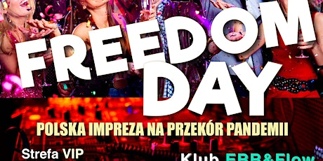 FREEDOM DAY PARTY tickets