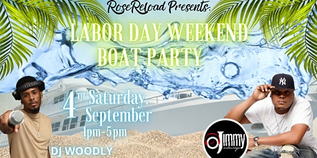 Labor Day Weekend Boat Party tickets