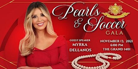Pearls & Soccer Gala tickets