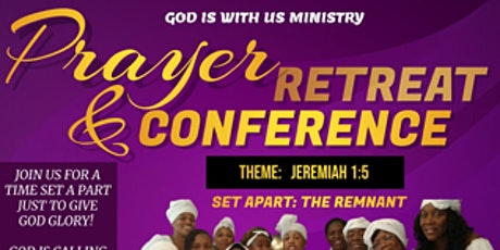 GOD IS WITH US PRAYER RETREAT & CONFERENCE tickets