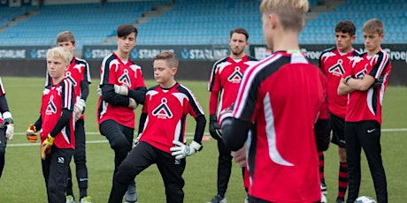 Free Goalkeepers Event For Kids In Glasgow with Guest Jak Alnwick tickets