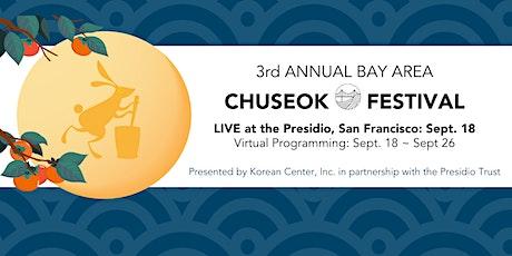3rd Annual Bay Area Chuseok Festival tickets