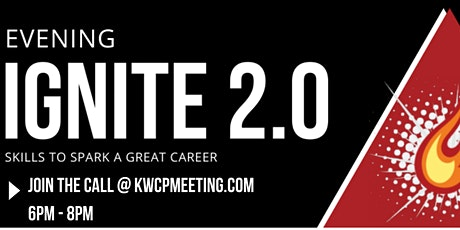 Ignite 2.0 Evening July 26th- September 29th Tickets