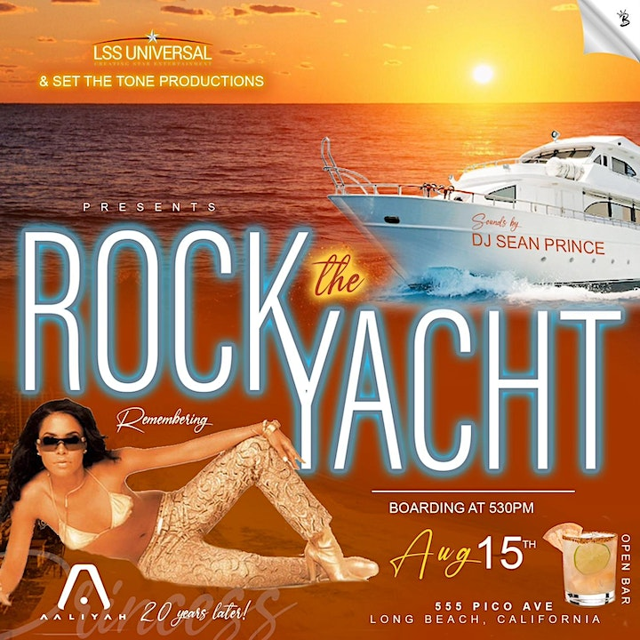 Rock the Yacht image