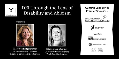 DEI Through the Lens of Disability and Ableism tickets
