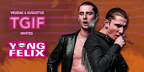 TGIF Show W/ Yung Felix Tickets