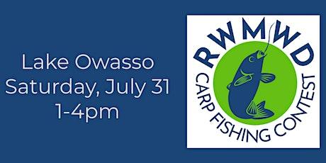 Carp Fishing Contest tickets