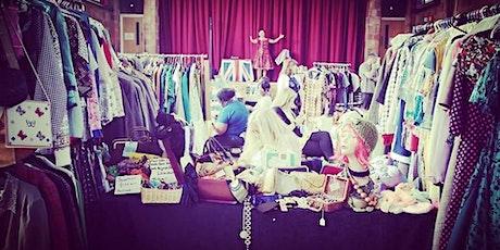 Dorridge Christmas Vintage & Craft Fair with live music & afternoon tea tickets