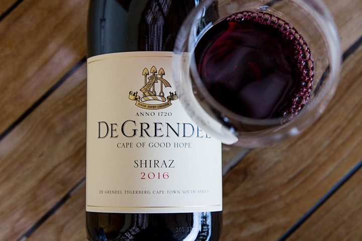 De Grendel Wine Estate South African Virtual Wine Tasting image