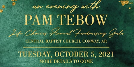 2021 Gala - An Evening with Pam Tebow tickets