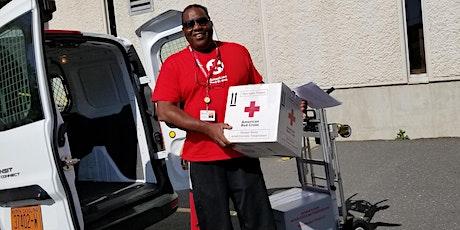 Red Cross Transportation Volunteers:  Virtual Information Session tickets
