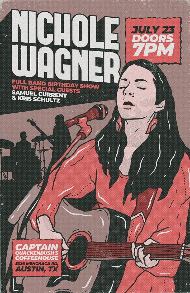 Nichole Wagner Birthday Show With Samuel Current and Kris Schultz ! image