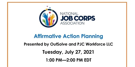 Affirmative Action Planning tickets
