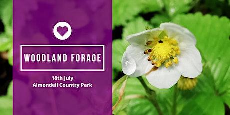 August Woodland Forage tickets
