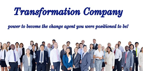 Transformation Company Book Launch tickets