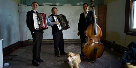 BELLA CIAO TRIO - Feature ticketed show at Open Studio tickets