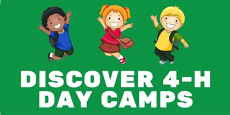 Discover 4-H Day Camps - Squamish tickets