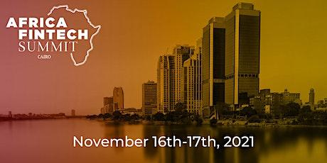 Africa Fintech Summit 2021 - Cairo, Egypt tickets
