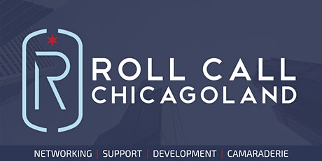 Roll Call Networking Event (IN PERSON):  Veterans Summer Social tickets