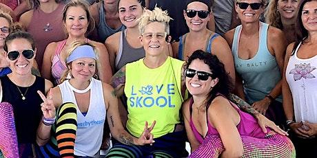 Vinyasa Yoga Flow + Meditation with Dana Flynn- Spring Lake Pavilion tickets