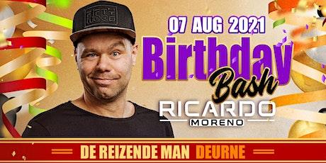 Ricardo Moreno - Birthday Bash (**) Tickets