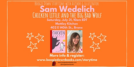Boogie Down Storytime at Mottley Kitchen (July 31) tickets