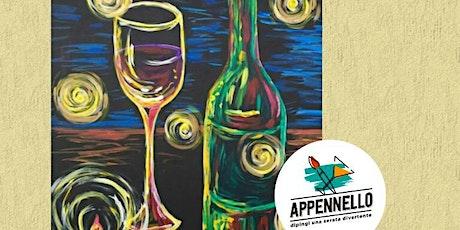 Milano: Vin Gogh, un aperitivo Appennello biglietti