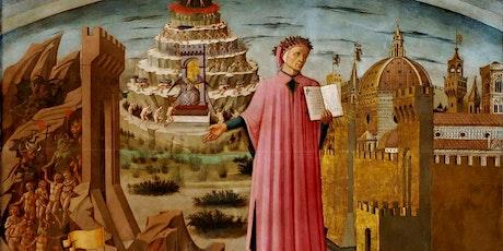 La Divina Commedia—Purgatorio | Victoria Martino Special Lecture entradas