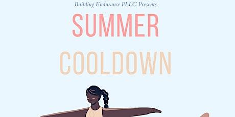 Summer Cooldown tickets