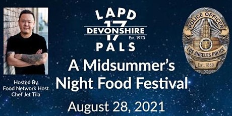 A Midsummer Night's Food Festival tickets
