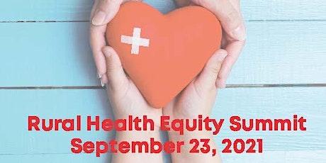 Rural Health Equity Summit tickets