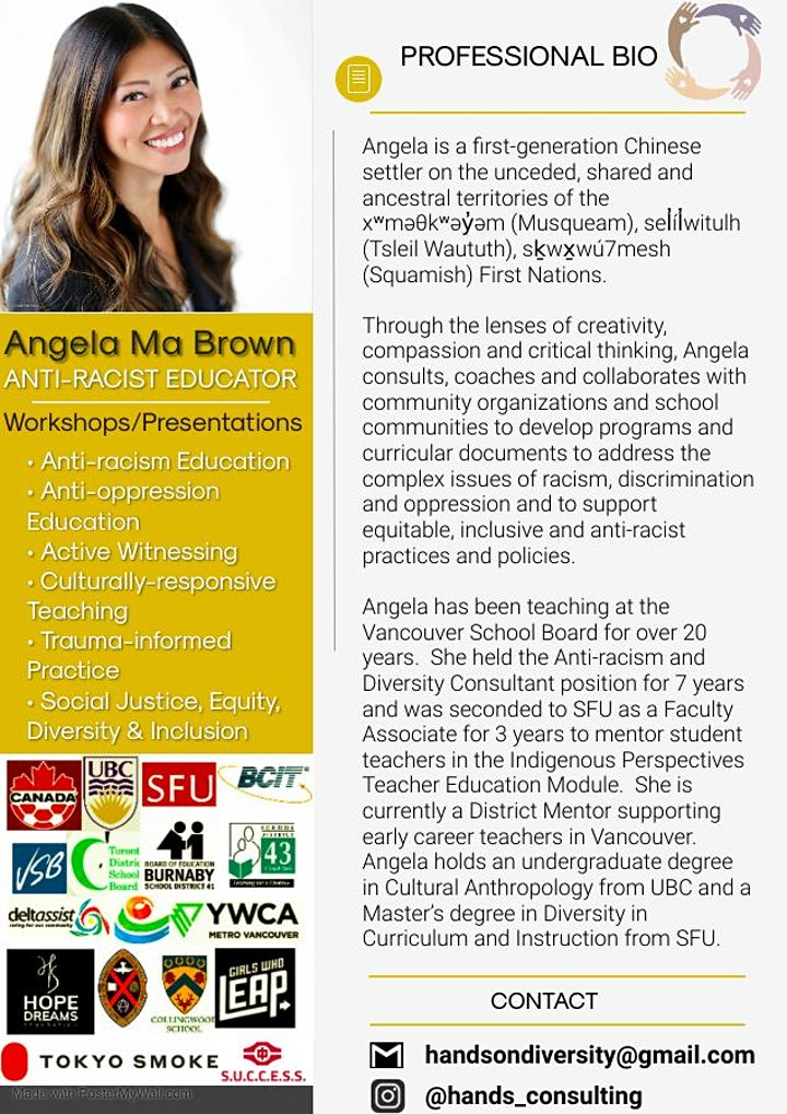 Raising Anti-racist children, a workshop for parents of 0-6 year olds! image