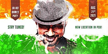JAI HO! Bollywood Dance Party - Portland Relaunch | DJ Prashant tickets